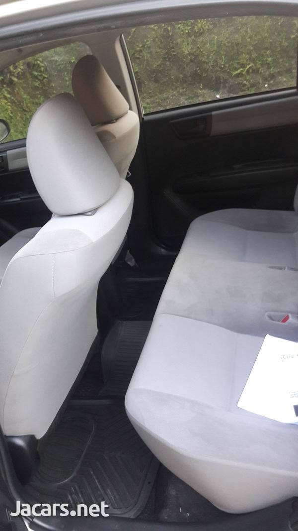 Toyota Axio 1,5L 2014-13