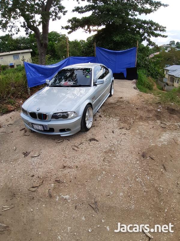 BMW 3-Series 2,4L 2002-1