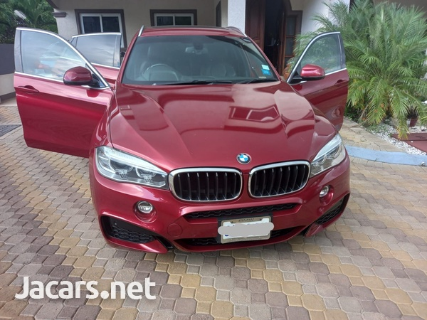 BMW X6 3,5L 2015-5