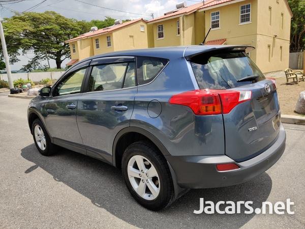 Toyota RAV4 2,0L 2014-2