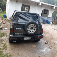 Suzuki Grand Vitara 1,6L 1993