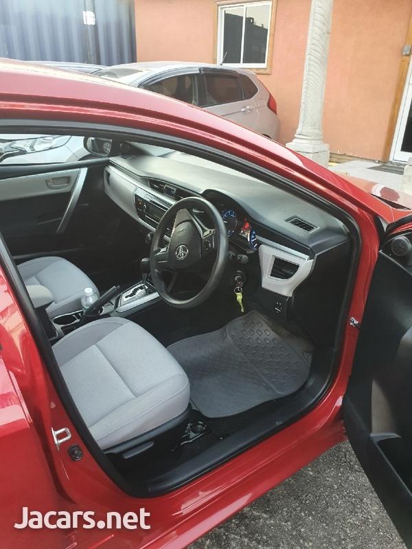 Toyota Corolla 1,6L 2016-7