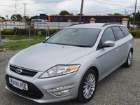 Ford Mondeo 2,4L 2014