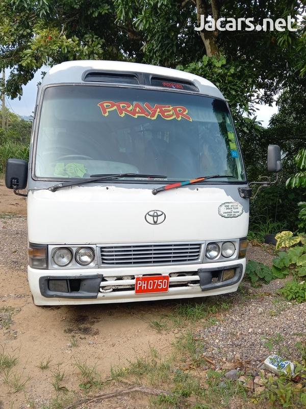 Toyota Coaster Bus-4
