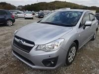 Subaru Impreza 2,0L 2014
