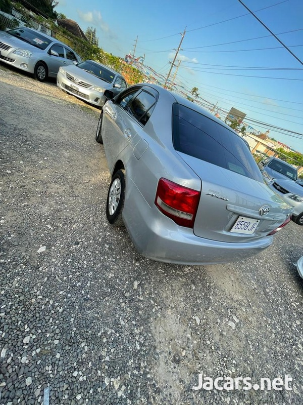 Toyota Axio 1,5L 2011-2
