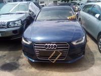 Audi A4 3,0L 2013