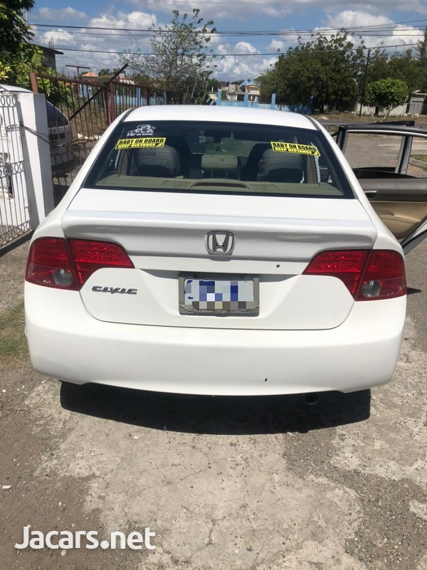 Honda Civic 1,6L 2006-4