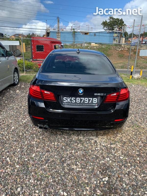 BMW 5-Series 2,0L 2015-3