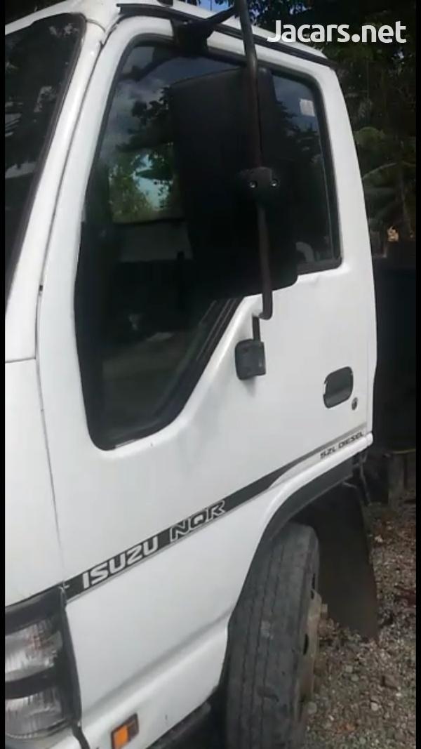 2007 Isuzu NQR Tipper Truck-2