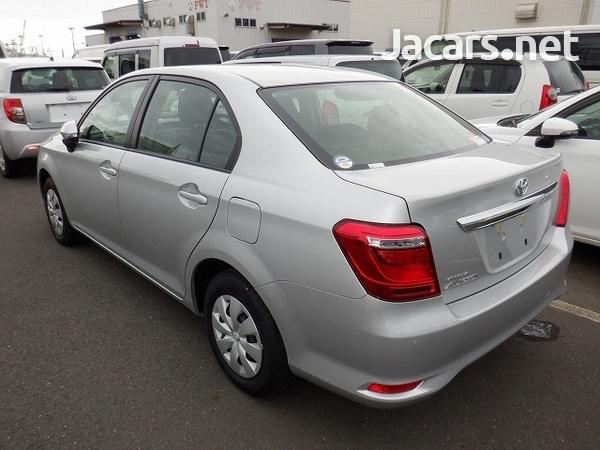 Toyota Axio 1,4L 2019-2