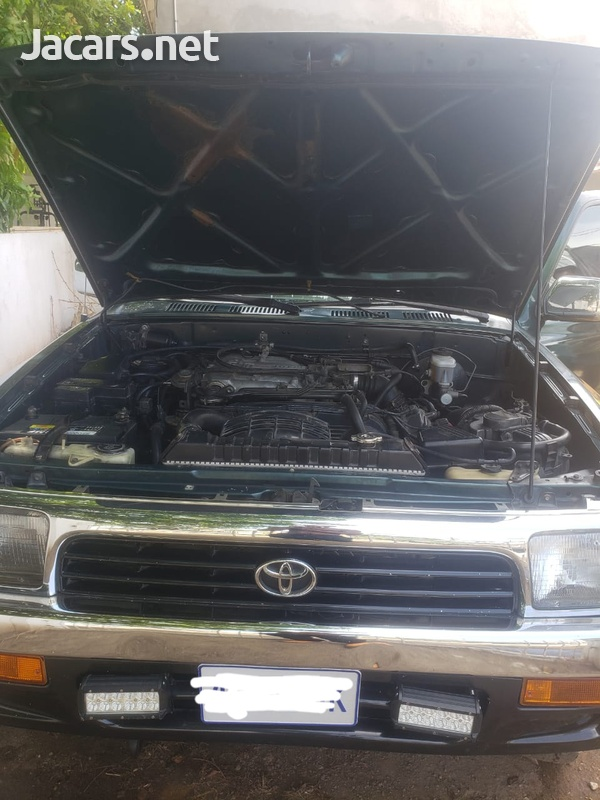 '95 Left Hand Drive Toyota 4Runner-1