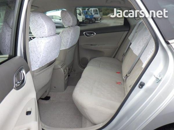 Nissan Sylphy 1,5L 2013-7