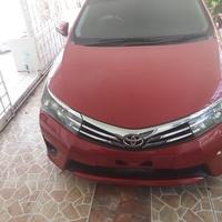 Toyota Corolla 2,0L 2016