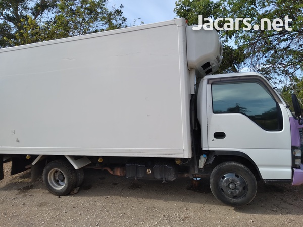 2007 Isuzu Elf Freezer-1