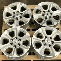 17 Inch 6 on 5.5 Aluminum Wheel Fits FJ CRUISER,TUNDRA,TACOMA