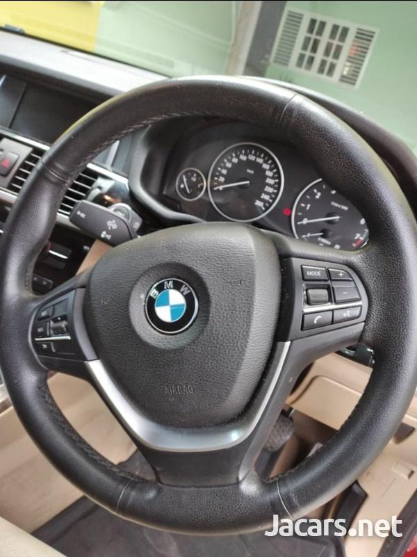 BMW X3 2,0L 2017-4