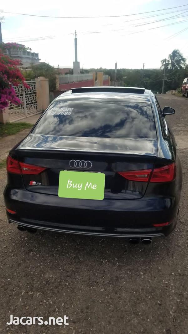 Audi S3 2,0L 2017-2