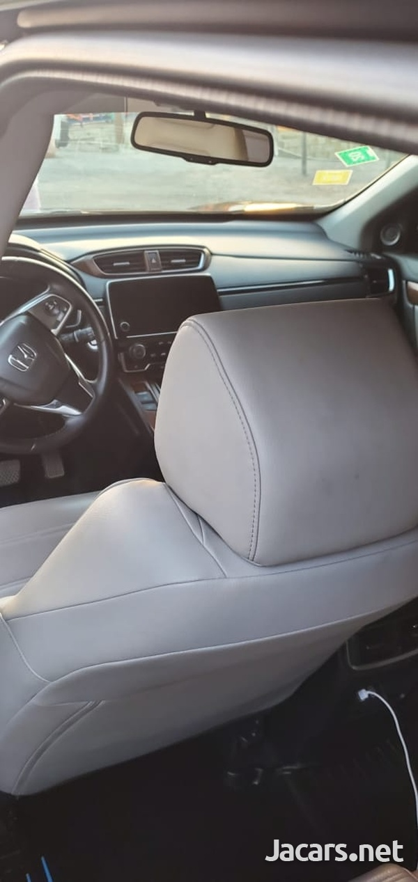 Honda CR-V 2,4L 2017-9