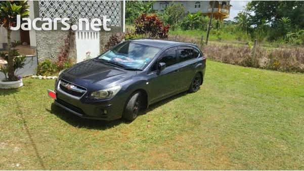 Subaru Impreza 2,0L 2012-5