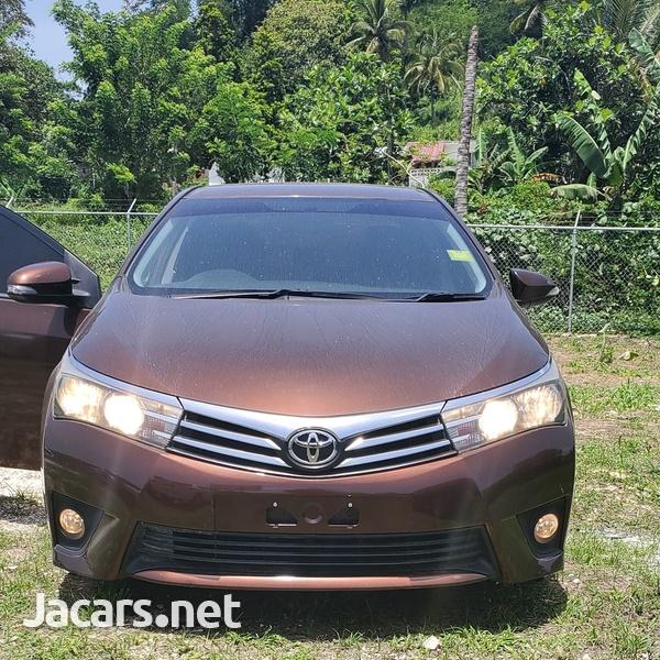 Toyota Corolla Altis 1,9L 2014-2