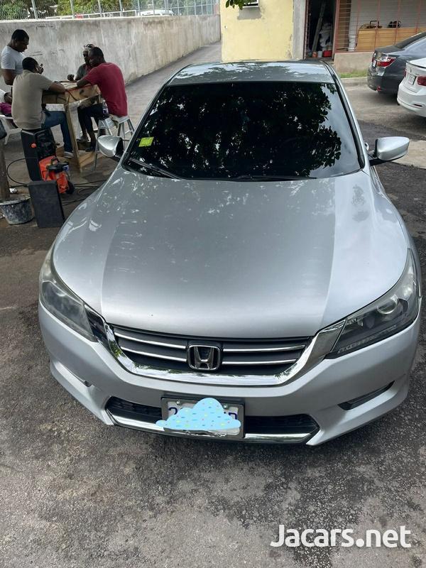 Honda Accord 2,4L 2014-2