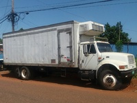 1995 International DT Box Truck