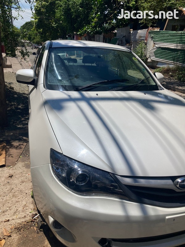 Subaru Impreza 1,5L 2011-3
