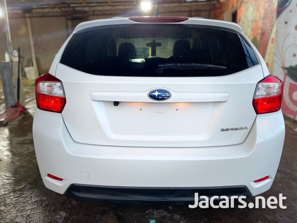 Subaru Impreza 1,6L 2015-11