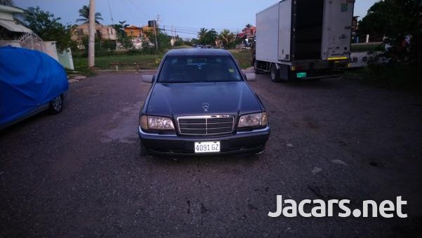 Mercedes-Benz C-Class 2,8L 1999-2