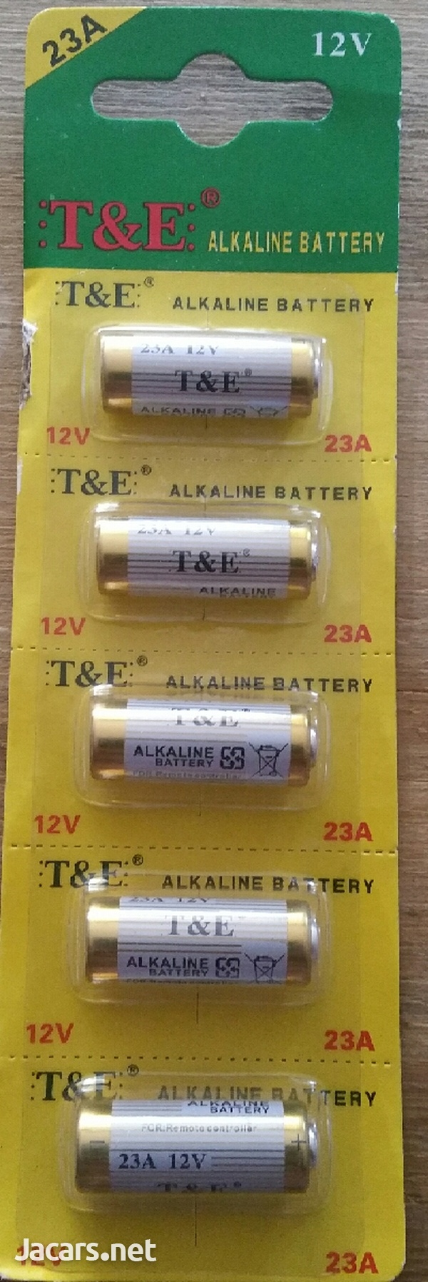 Car remote Battery