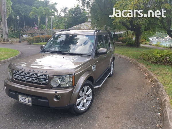 Land Rover Discovery Sport 3,0L 2013-8