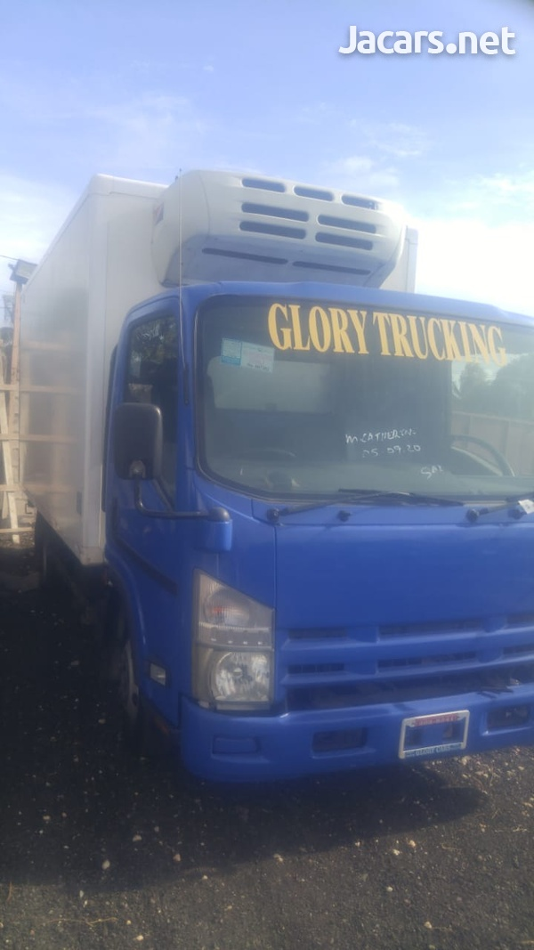 2009 Isuzu 5 Tonne Truck-5