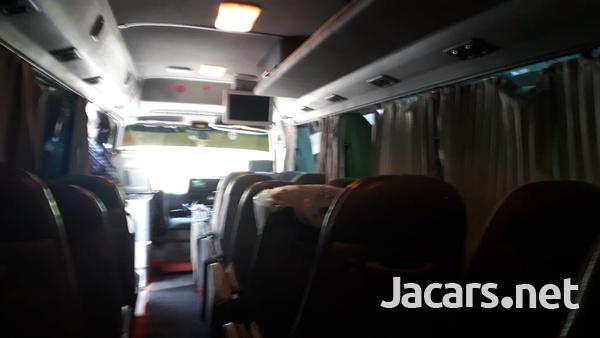 2009 Toyota Coaster Bus-7