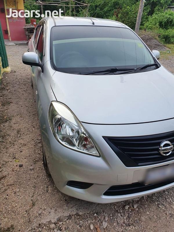 Nissan Latio 1,2L 2013-12