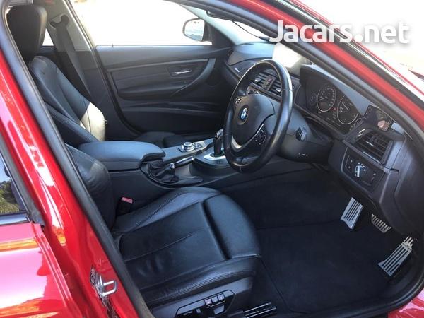 BMW 3-Series 3,0L 2013-2