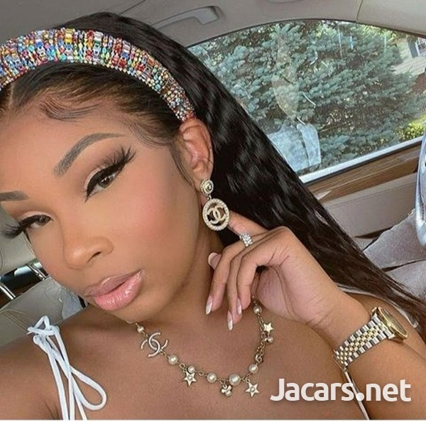 Trending rinestone padded headbands-3
