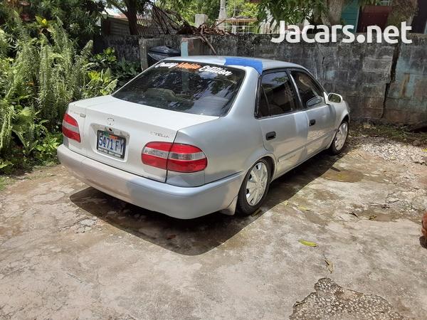 Toyota Corolla 1,4L 1999-3