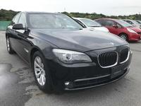 BMW 7-Series 2,4L 2012