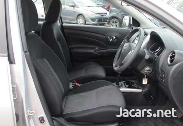 Nissan Latio 1,5L 2015-8