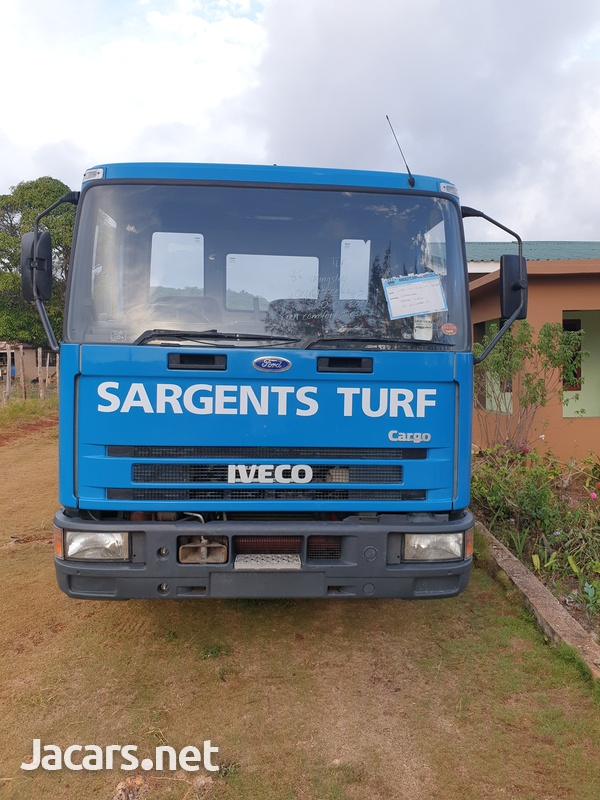 1999 Ford Iveco Flat Bed-5