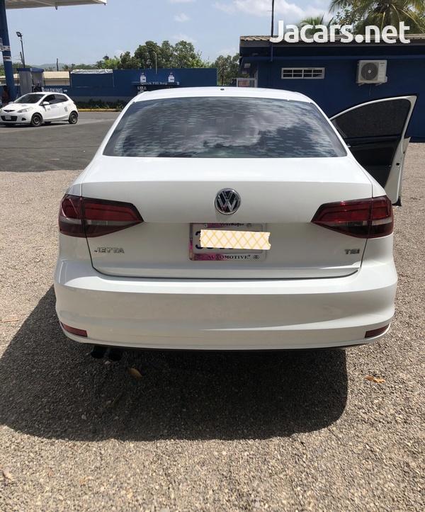Volkswagen Jetta 1,4L 2016-2