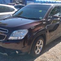 Chevrolet Orlando 2,5L 2014