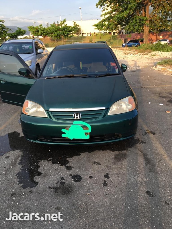 Honda Civic 1,6L 2002-4