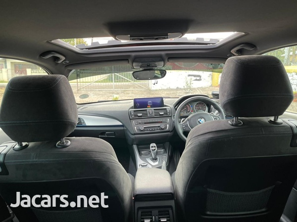 BMW 1-Series 3,5L 2013-14