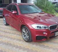 BMW X6 3,5L 2015
