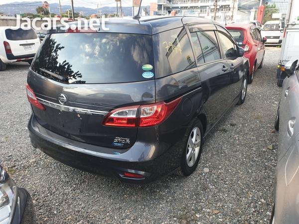 Nissan Lafesta 1,8L 2014-4