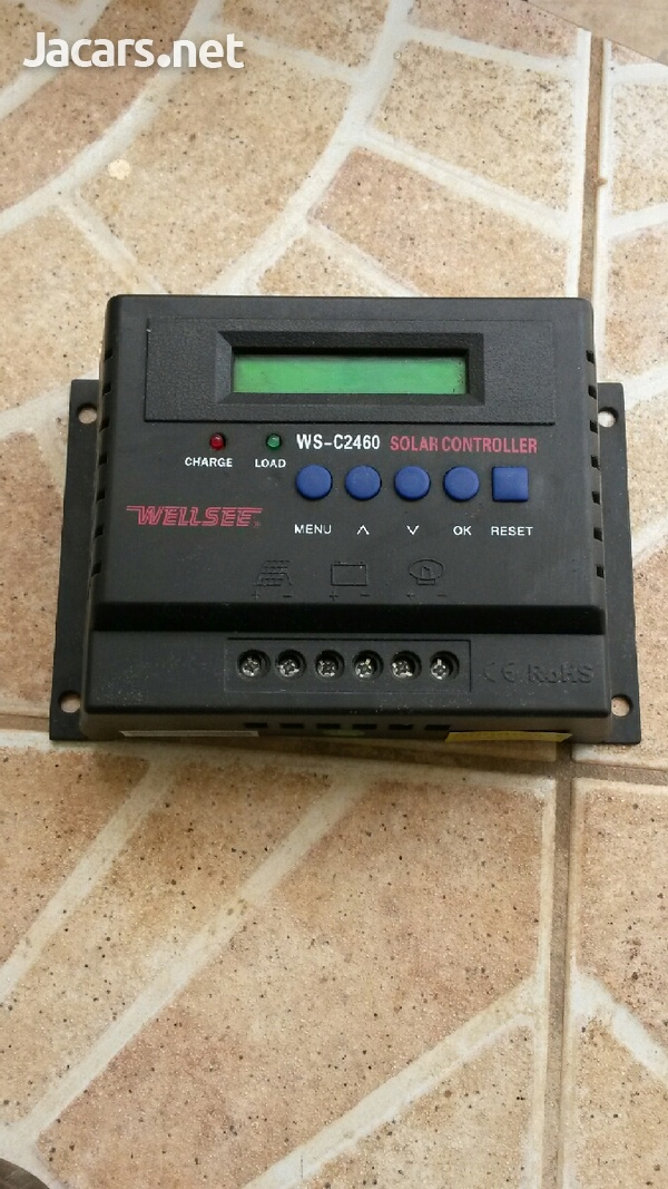 solar controllers, 20, 40,and 60amps.-1