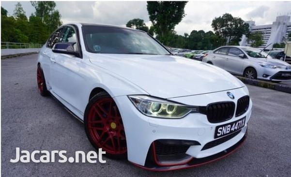 BMW 3-Series 2,5L 2013-2
