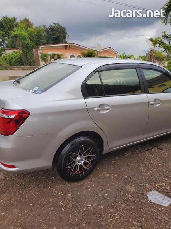 Toyota Axio 1,6L 2010-2